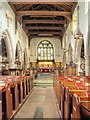 NY2524 : St Kentigern's Parish Church, Crosthwaite by David Dixon