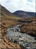 NR9148 : Glen Catacol with Beinn Bhreac ahead by Rob Farrow