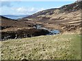 NR9247 : Abhainn Mòr heads to the sea by Rob Farrow