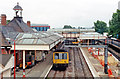SP8113 : Aylesbury Station, 1991 by Ben Brooksbank
