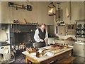 NY1130 : The Kitchen, Wordsworth House by David Dixon