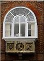SU4997 : Oriel window in The Clock House by Steve Daniels
