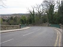 NT3461 : Station Road bridge by M J Richardson