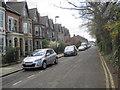 NZ2466 : Terraced Houses, Highbury, Jesmond, Newcastle Upon Tyne by Les Hull