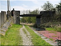 SD7909 : Bridge#20 (Benny's Bridge), Manchester, Bolton and Bury Canal by David Dixon