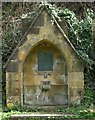 TA0487 : Scarborough drinking fountains; the Alderson-Smith fountain by Christopher Hall