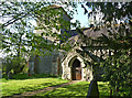 SK8042 : St Mary's Church, Kilvington by Alan Murray-Rust