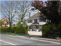 ST3050 : Walton House, Bed and Breakfast, Burnham-on-Sea by Roger Cornfoot