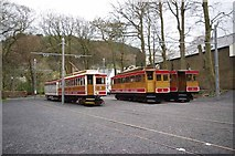 SC4384 : Next Tram for Ramsey by Glyn Baker