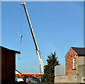 J3774 : Fuel tank delivery, Strandtown, Belfast - April 2014(2) by Albert Bridge