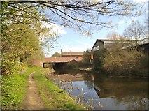 SO9494 : Deepfields Bridge by Gordon Griffiths