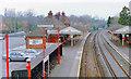 TQ1255 : Bookham station, 1990 by Ben Brooksbank