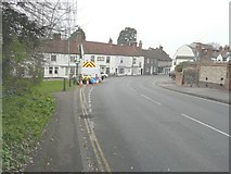 TL7204 : The White Horse, 78 High Street, Great Baddow by John Baker