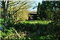 SO5924 : Course of old railway near Ross on Wye by John Winder