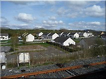 NY6820 : Houses in Westmorland Road, Appleby by Christine Johnstone