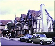 SP2055 : Shakespeare's Birthplace in 1970 by Clint Mann