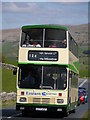 NY7606 : Leyland Lion Near Kirkby Stephen Station by James T M Towill