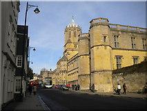 SP5105 : St Aldate's, Oxford (1) by Richard Vince