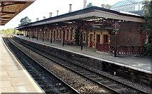 SO7845 : Platform 1 at Great Malvern railway station by Jaggery