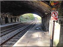 SO7845 : Under Avenue Road towards Barnard's Green Road, Malvern by Jaggery