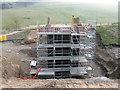 NT3957 : New bridge for Cowbraehill by M J Richardson