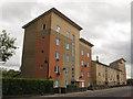 TQ3678 : Frobisher Court, Deptford by Stephen Craven
