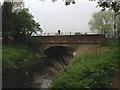 SK5034 : Bridge over the river Erewash by David Lally