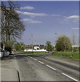 NX9575 : Entering Dumfries by Andy Farrington