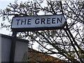 TQ2864 : Fingerpost to The Green, Carshalton by David Howard