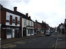 SO8483 : High Street, Kinver by Chris Whippet