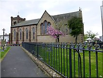 SD3347 : St Peter's Church, Fleetwood by Rude Health