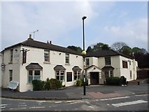 SO8480 : Eagle & Spur, Cookley by Chris Whippet