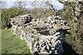 SU6362 : A piece of Wall by Bill Nicholls