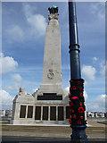 SZ6398 : Royal Naval War Memorial, Southsea Common by Chris Gunns