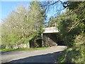 NT5731 : Railway bridge, Newton St Boswells by Richard Webb