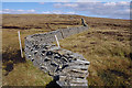 SD8474 : Stone wall, Plover Hill by Ian Taylor