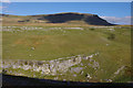 SD8273 : Limestone crag by Ian Taylor