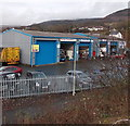 SO0201 : Industrial units in Cwmbach by Jaggery