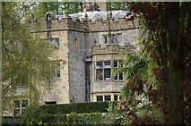 SK2169 : Holme Hall, Bakewell (part) by Peter Barr