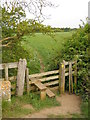 TF1506 : Stile on Lincoln Road near Glinton by Paul Bryan
