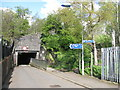 NS4870 : Boquhanran Tunnel by M J Richardson
