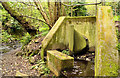 J3873 : Drain, Knock River, Belfast (April 2014) by Albert Bridge