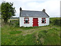 C3223 : Country cottage, Inch Island by Kenneth  Allen