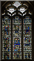 SE6052 : Stained glass window n.X, York Minster by Julian P Guffogg