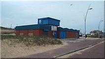 NZ3766 : Lifeguard station, South Shields by Malc McDonald