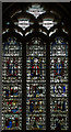 SE6052 : Stained glass window n.IX, York Minster by Julian P Guffogg