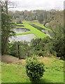 SE2868 : Studley Royal Water Gardens by Derek Harper