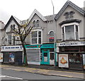 SS6492 : Uplands Book Shop, Swansea by Jaggery