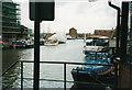 SO8218 : Gloucester Docks from the swing bridge-Glos by Martin Richard Phelan