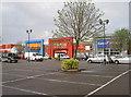 ST5671 : South Bristol retail park by Neil Owen